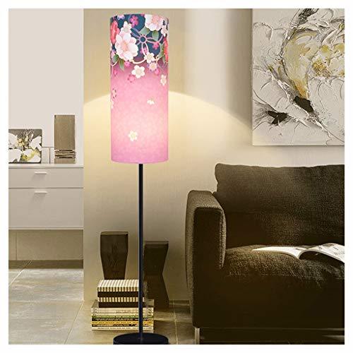 NIUZIMU oogbescherming staande lamp, LED verstelbare vloerlamp Moderne woonkamer slaapkamer studie schilderij standaardlamp Flower Core klassieke vloerlamp 5 jaar garantie -33