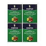 Morton Canning an Pickling Salt 4 pound box (4 Pack)