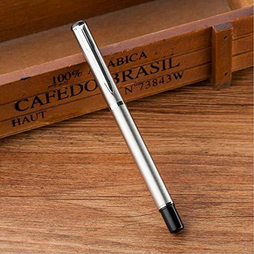 HAOXUE Balpen Zakelijke Reclame Geschenk Metalen Pen High-End Mode Metalen Kantoor Handtekening Pen Kind Student Kantoorbenodigdheden 1 Pc