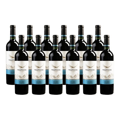 Trapiche Malbec - Vino Rosso- 12 Bottiglie