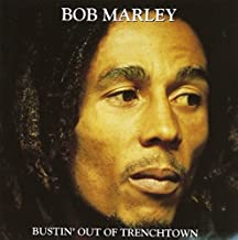 Bustin' Out Of Trenchtown By Bob Marley (2008-12-12)