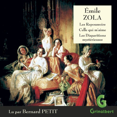 Les Repoussoirs                   By:                                                                                                                                 Émile Zola                               Narrated by:                                                                                                                                 Bernard Petit                      Length: 1 hr and 12 mins     Not rated yet     Overall 0.0