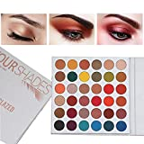 Beauty Glazed Your Shades Eyeshadow Palette Makeup Palettes Professional Eyeshadow Home Make Up 36 Colors All in One Palette Matte And Shimmer