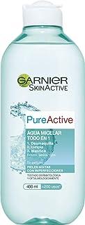Garnier Skin Naturals Face Agua Micelar Pureactive, 400 ml