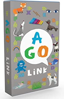 AGO Link Card Game. Link the last and first letters between words in this fun family card game based on the Japanese game ...