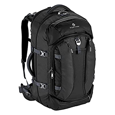 Eagle Creek Global Companion Travel Backpack Travel, Black, 65L