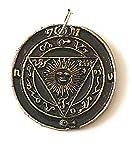 Amulette et Talisman protection - Bijoux Esoterique - En Pendentif ou sur Soi - A le pouvoir sur DETECTER LES BONNES OU MAUVAISES INTENTIONS - 100% sans coloration - 100% Fabrication Européenne