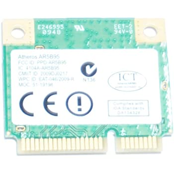 FMB-I Compatible with CN-0VN5R5 Replacement for Dell Wireless Antennas I7777-5514SLV-PUS