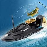 GFEI Barco de Cebo 500m Smart RC Control Remoto Doble Cang Bait Barco de Pesca Equipo de Accesorios de Aparejos de Pesca