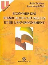 Économie des ressources naturelles et de l'environnement (U Economie)