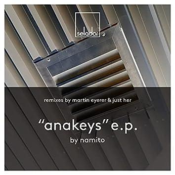 Anakeys EP