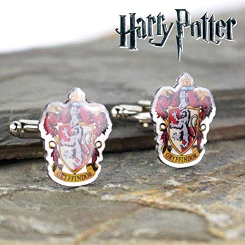 Harry Potter Gryffindor Crest Cufflink