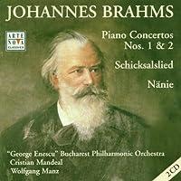 Piano Concertos 1 & 2 by Brahms