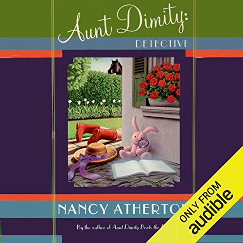 Aunt Dimity: Detective Audiobook By Nancy Atherton cover art