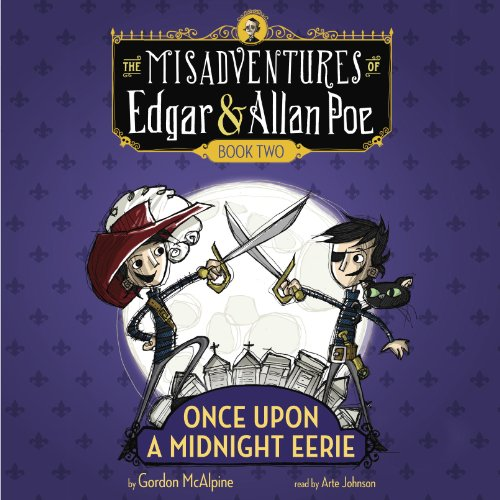 Once Upon a Midnight Eerie audiobook cover art