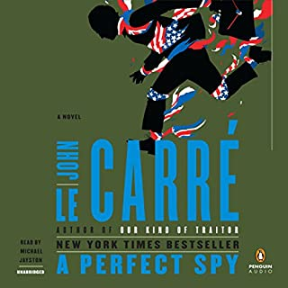 A Perfect Spy audiobook cover art