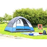 ABHED Portable Instant Tent for 8 Person Outdoor Trekking Camping