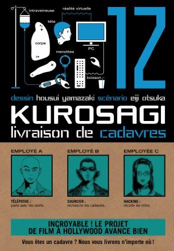 Kurosagi T12 : Livraison de Cadavres