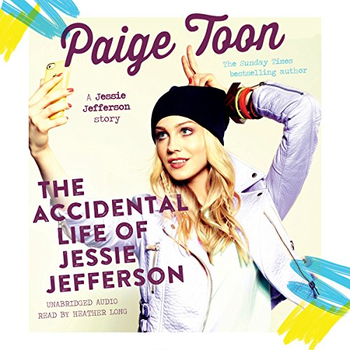 The Accidental Life of Jessie Jefferson audiobook cover art