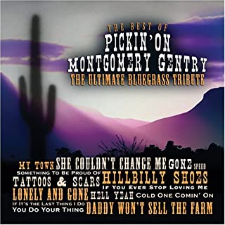 Best of Pickin' on Montgomery Gentry: Ultimate Blu