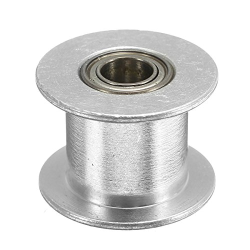 Les – aluminiumlegering 5 mm GT2 riemschijf voor 3D-printer 10 mm brede riem