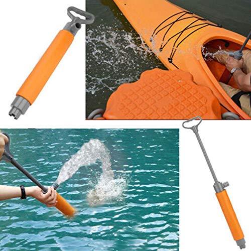 Mallalah Waterpomp kajak handmatige wig drijvende kajak accessoires kano boten opblaasbare boten