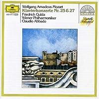 Mozart: Piano Concertos 25 & 27