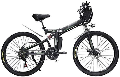 Bicicleta electrica Bicicleta eléctrica Plegable para Adultos Ciudad Urbana Ebike Ciudad de...
