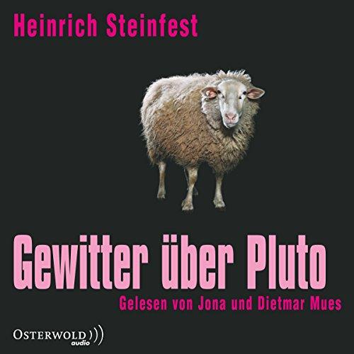 Gewitter über Pluto audiobook cover art
