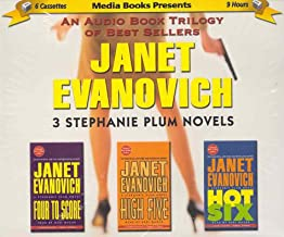 A Trilogy of Janet Evanovich: Four to Score / High Five / Hot Six