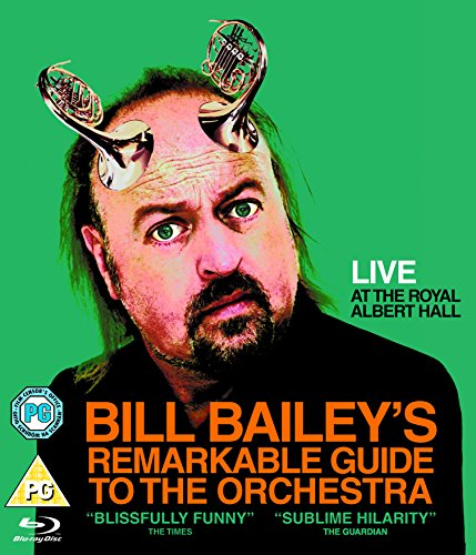 UNIVERSAL PICTURES Bill Bailey - Remarkable Guide To The Orchestra [BLU-RAY]