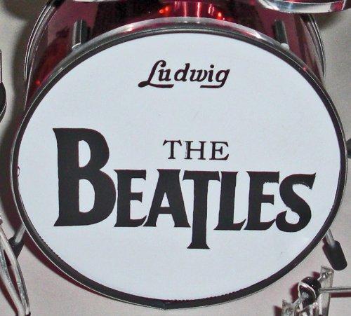 Unbekannt RGM304 Ringo Starr Beatles Miniatur-Schlagzeug