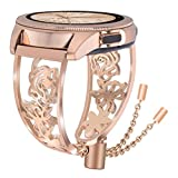 VIGOSS Metal Bracelet Compatible with Galaxy Watch 42mm Bands...