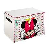 Hellohome - Caja de Juguetes para Minnie Mouse, Talla única