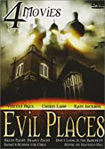 Evil Places: (Silent Night, Bloody Night / Don't Look in the Basement / Satan's School for Girls / House on Haunted Hill)