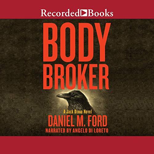 『Body Broker』のカバーアート