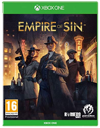 Empire of Sin: Day One - Xbox One