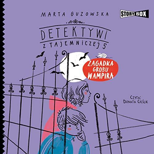 Zagadka grobu wampira cover art