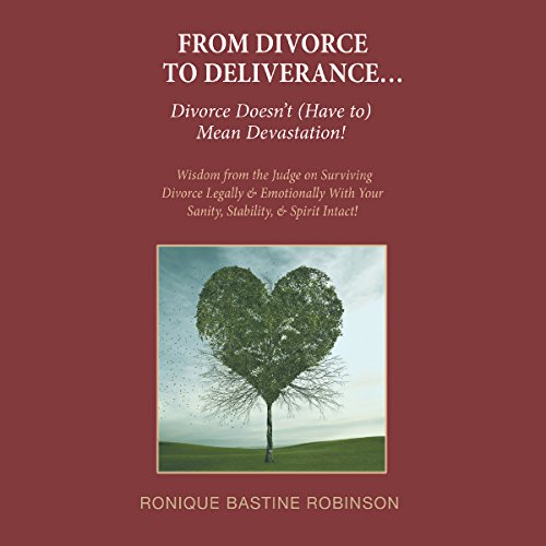 From Divorce to Deliverance audiobook cover art