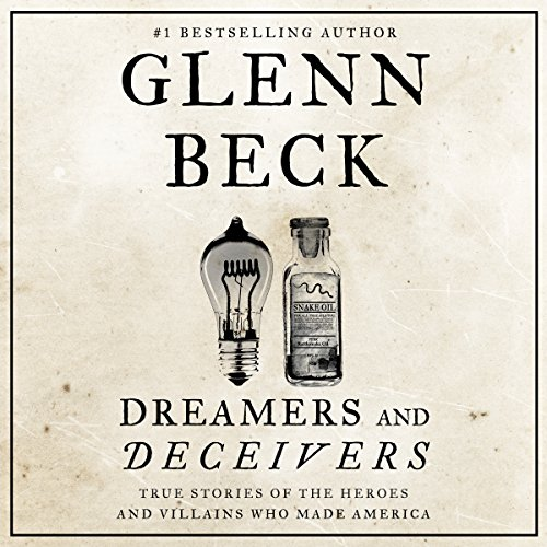 Dreamers and Deceivers audiobook cover art