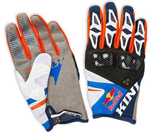 Kini Red Bull Handschuhe Competition Rallye Blau Gr. S