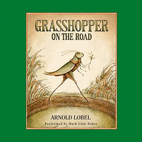Grasshopper on the Road audiobook cover art