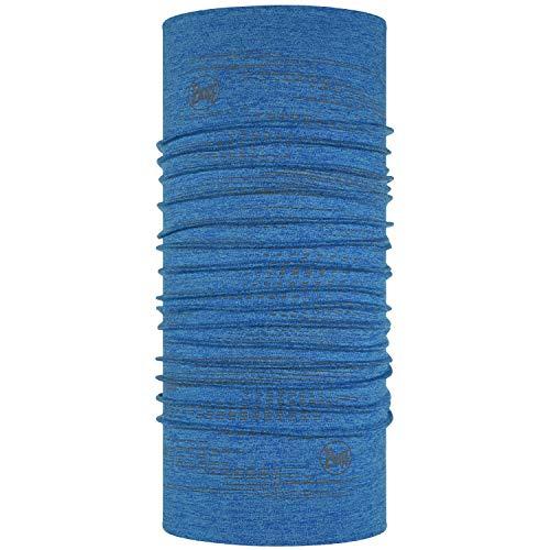 Set - Buff DRYFLX Neckwarmer + Ultrapower Schlauchtuch | Atmungsaktiv | UPF 50 | 4-Wege-Ultra-Stretch | 360° Reflektierend, Buff 2020:Olympian Blue - 118096.760.10.00
