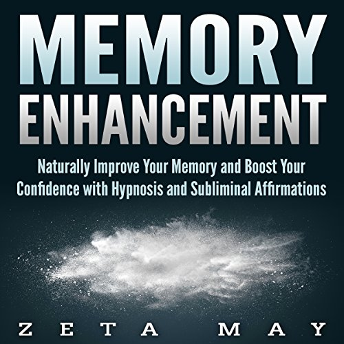 Memory Enhancement audiobook cover art