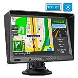 AWESAFE GPS Navigation Auto Écran Tactile de 9 Pouces Carte Intégrée de 48 Pays Européens...
