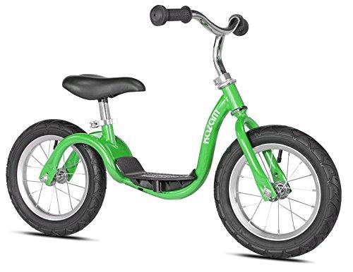 Kazam Kid 's KZ3kein Pedal Balance Bike–grün, 2–5Jahre