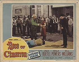 Rose of Cimarron 1952 Authentic 11