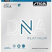 STIGA スティガ DNA プラチナ M ブラック 特厚 卓球ラバー テンション系裏ソフト 1712-0501-21