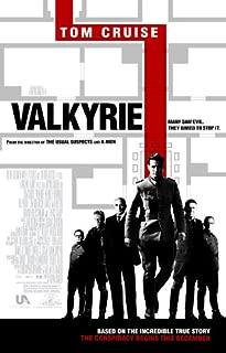 VALKYRIE MOVIE POSTER 2 Sided ORIGINAL 27x40 TOM CRUISE