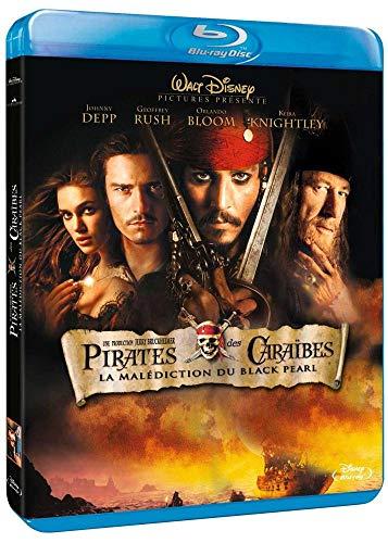 Pirates des Caraïbes : La malédiction du Black Pearl [Blu-Ray]